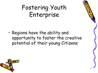 Fostering Youth Enterprise