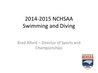 2014-2015 NCHSAA Swimming and Diving