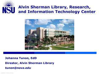 Overview of Library Services