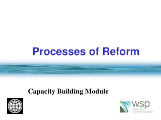 Processes of Reform