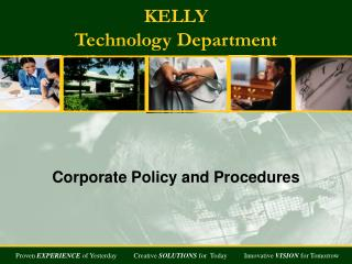 KELLY  Technology Department