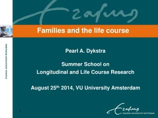Families and the life course