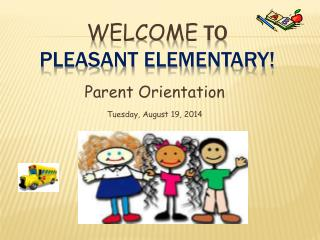 Welcome  to  Pleasant Elementary!