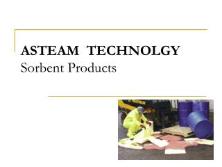 ASTEAM  TECHNOLGY Sorbent Products
