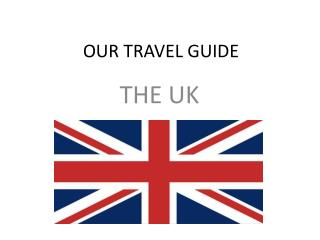OUR TRAVEL GUIDE