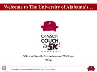 Office of Health Promotion and Wellness 2014