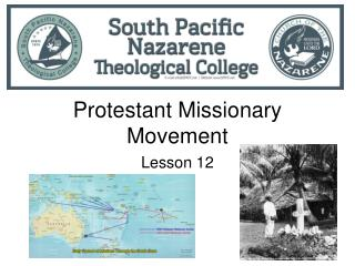 Protestant Missionary Movement