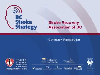 Stroke Recovery Association of BC