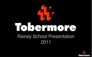 Rainey School Presentation 2011