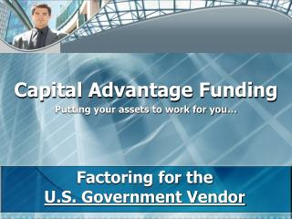 Factoring for the  U.S. Government Vendor