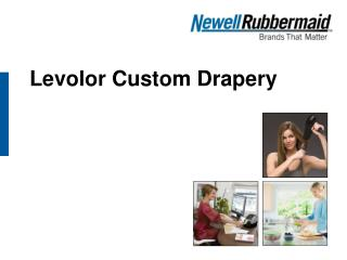Levolor Custom Drapery