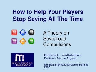 How to Help Your Players Stop Saving All The Time