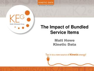 The Impact of Bundled Service Items