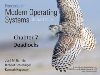 Chapter 7 Deadlocks