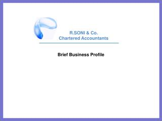 Brief Business Profile
