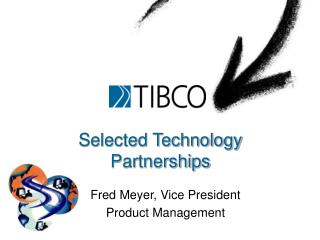 Selected Technology Partnerships