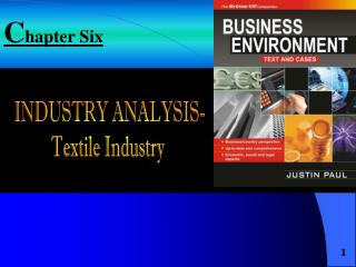 INDUSTRY ANALYSIS- Textile Industry