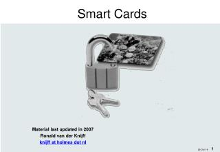 Smart Cards