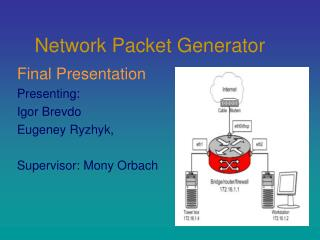 Network Packet Generator