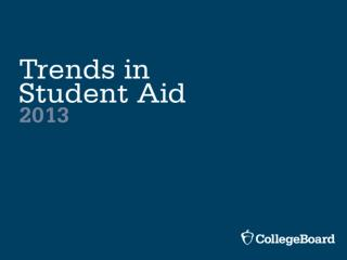 SOURCE: The College Board, trends.collegeboard, Table 1. .