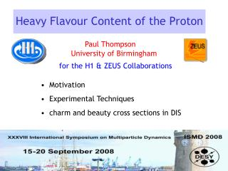 Heavy Flavour Content of the Proton