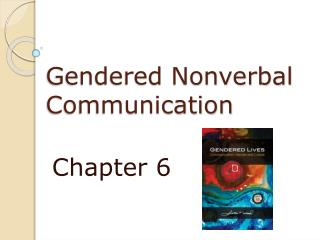 Gendered Nonverbal Communication