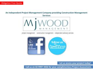 MJ Wood - Offering Construction Management