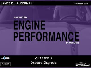 CHAPTER 3 Onboard Diagnosis