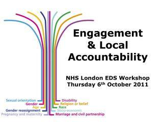 Engagement  & Local Accountability NHS London EDS Workshop Thursday 6 th  October 2011