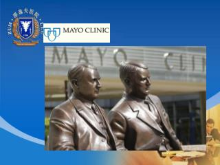 A typical day at Mayo Clinic