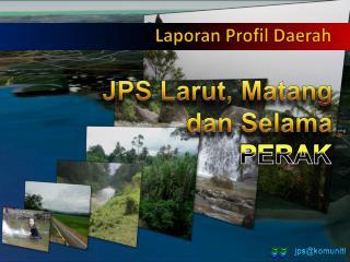 Laporan Profil  Daerah