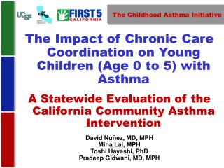The Childhood Asthma Initiative