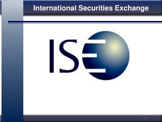 International Securities Exchange
