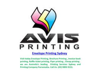 Cheap Printing Sydney - Invoice Book Printing