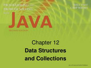 Chapter 12 Data Structures and Collections