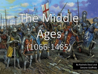 The Middle Ages (1066-1485)