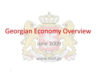 Georgian Economy Overview