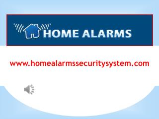 security alarms