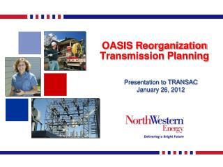 OASIS Reorganization Transmission Planning