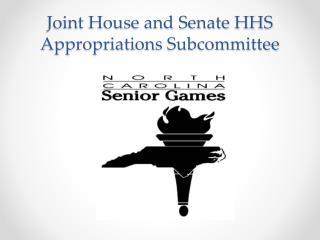 Joint House and Senate HHS Appropriations Subcommittee