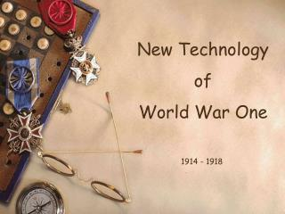New Technology  of  World War One