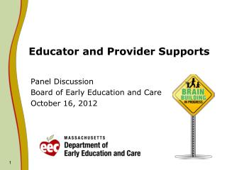 Educator and Provider Supports