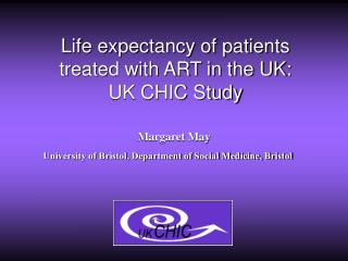Life expectancy of patients treated with ART in the UK: UK CHIC Study