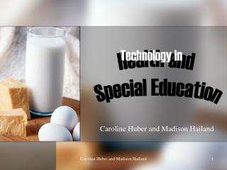 Health and  Special Education