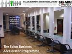 The Salon Business Accelerator