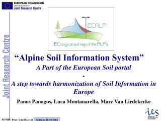"""Alpine Soil Information System"""