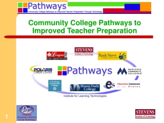 Role of Community Colleges in Preparing Teachers of Tomorrow