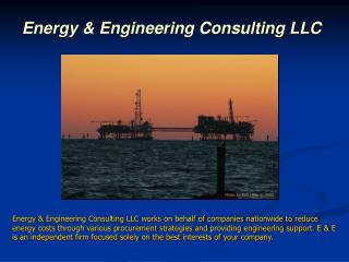 Energy & Engineering Consulting LLC