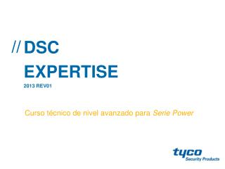 DSC  EXPERTISE 2013 REV01