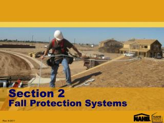 Section 2 Fall Protection Systems